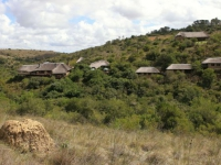 Lalibela Lentaba Lodge Exterior