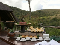 Lalibela Lentaba Lodge High Tea