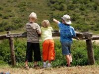 Lalibela Lentaba Lodge Marks Camp Children 1