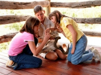 Lalibela Lentaba Lodge Marks Camp Children 2