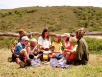 Lalibela Lentaba Lodge Marks Camp Children 3