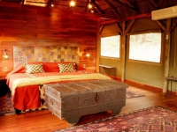 Lalibela Tree Tops Bedroom