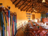 Lalibela Tree Tops Interior