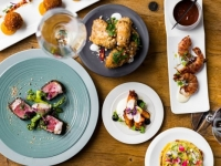 Lanzerac Craven Lounge Food