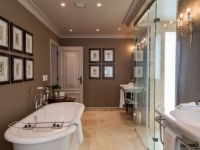 Lanzerac Luxury Room Bathroom