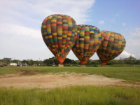 Legend Golf & Safari Resort Ballooning