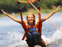 Legend Golf & Safari Resort Parasailing
