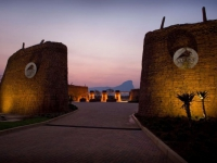 Legend Golf & Safari Resort Entrance
