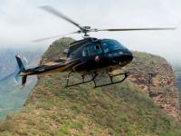 Legend Golf & Safari Resort Helicopter Flip