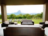 Legend Mountain View Villa Patio 2