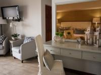 Little Rock Guest House Bedroom Interior