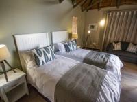Little Rock Guest House Twin Bedroom