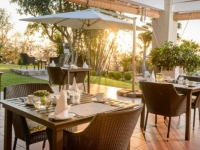 Loeries Call GH Breakfast Tables