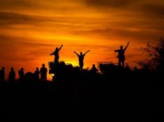 Londolozi-Sunset