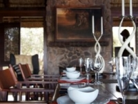 Makweti Dining Area
