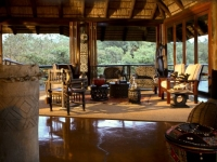 Makweti Main Lodge Interior