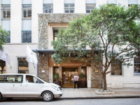 Mapungubwe Hotel Entrance
