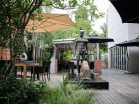 Menlyn Boutique Hotel Outdoor Feature
