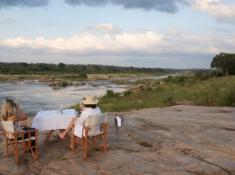 Mjejane River Lodge Views