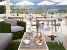 Mont Rochelle Restaurant Interior 2