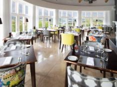Mont Rochelle Restaurant Interior