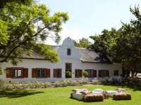 Montpellier Wine Estate Manor House Exterior