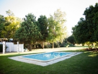 Montpellier Wine Estate Constantia House Pool