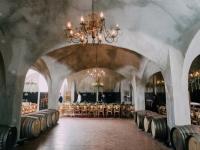 Montpellier Wine Estate Dome Cellar