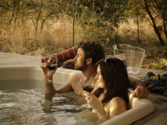 Morokolo Safari Lodge Jacuzzi