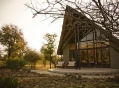 Morokolo Safari Lodge Suite Patio
