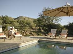 Morokolo Safari Lodge Swimming Pool