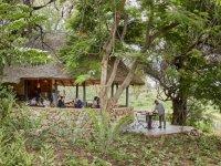 Motswari Dining Area