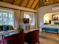 Mount Grace Luxury Pool Room