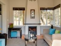 Mount Grace Villa Living Room