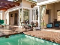 Mount Grace Villa Pool Area