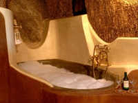 Naries Namakwa Retreat Mountain Suite Bath Tub
