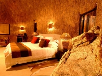 Naries Namakwa Retreat Mountain Suite Bedroom Interior 2