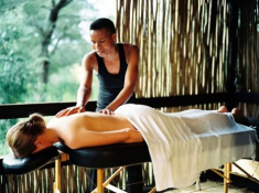 Notten's Bush Camp Spa Treatment