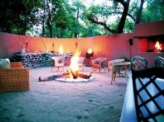 Notten's Bush Camp Fireside