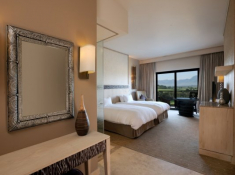 Oubaai Club Twin Bedroom