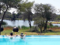 Palala Game Lodge Swimming Pool