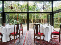 Prana Lodge Dining