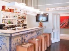 Robertson Small Hotel Bar