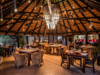 Bush Lodge Dining Area