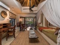 Bush Lodge Luxury Suite Lounge