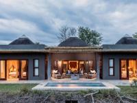 Bush Lodge Luxury Villa Exterior