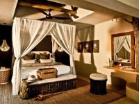 Bush Lodge Mandleve Presidential Suite Bedroom