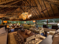 Bush Lodge Safari Deck