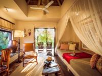 Bush Lodge Standard Suite Lounge