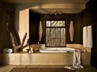 Bush Lodge Mandleve Presidential Suite Bathroom